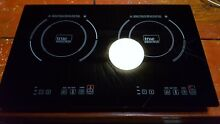 TRUE INDUCTION TI 2B DOUBLE BURNER INDUCTION STOVE COOKTOP