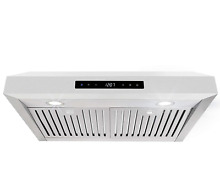 Cosmo UMC30 30 in Under Cabinet Range Hood 760 CFM   Ducted   Ductless Duct   3