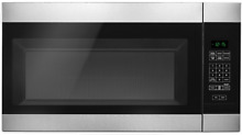 Amana AMV2307PFS 30 1 6 cf Over the Range Microwave Black on Stainless Steel NOB