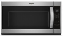 Whirlpool WMH54521HS 2 1 cu  ft  Over the Range Microwave NOB