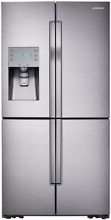 Samsung RF32FMQDBSR 36 Inch French 4 Door Flex Refrigerator Stainless Steel