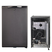 SMAD 1 7 Cu Ft 12V Truck Fridge DC AC Hotel Dorm Absorption Cooler Silent Lock