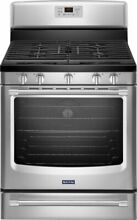 Maytag Heritage Series MGR8700DS 30 Inch Freestanding Gas Range