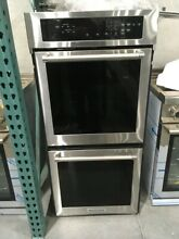 KODC304ESS KITCHENAID 24  DOUBLE ELECTRIC WALL OVEN STAINLESS OUT OF BOX