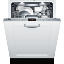 Bosch SHV9PT53UC Dishwasher 24  Panel Ready Benchmark Series Display