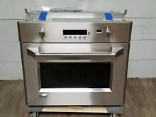 Monogram 30  Single Electric Wall Oven Brand New Mint Condition