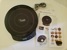 NuWave 30101 Precision Induction Cooktop 1300 Watts 6 Different Cook Temps
