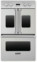 Viking VDOF730SS 30  Stainless Steel French Door Electric Double Wall Oven