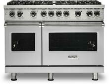 Viking Professional 5 Series VGR5488BSSLP 48  Stainless Steel Gas Range