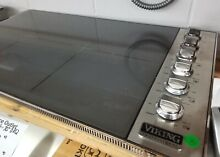 NEW OUT OF BOX VIKING 36  PROFESSIONAL INDUCTION COOKTOP STAINLESS 6 BURNER