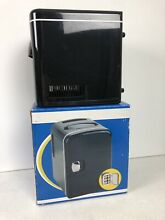 Portable Auto Mini Fridge Cooler and Warmer AC and DC