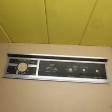 Vintage Lady Kenmore Ultra Fabric Care Dryer Control Panel 696854  696855