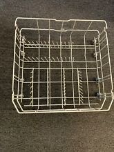 00685333 KENMORE BOSCH DISHWASHER LOWER RACK ASSEMBLY AND CUTLERYBASKET 00617087