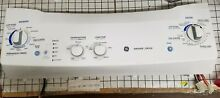 WE19M99 WE4M521 GE dryer washer control panel with all electronics and knobs
