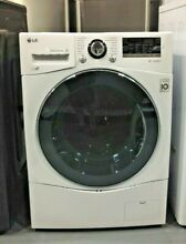 Washer 24 Inch Front Load 2 2 cu  ft  Capacity 1400 RPM LG WM1388HW Only Pickup