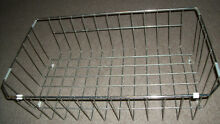 Chest Freezer Large Wire Storage Basket Maker Not Known 26 X 15 5 X 8 5 Inches