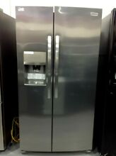 Refrigerator Frigidaire 25 5 cu  ft  in Stainless Steel LGHX2636TF