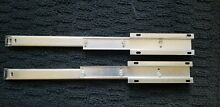 Bosch Thermador Cook n Vent Downdraft Track Slides   00489197   Set of TWO