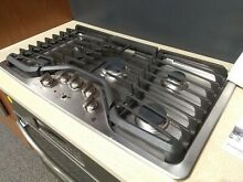GE 36  Stainless Steel 5 Burner Gas Cooktop PGP976SETSS