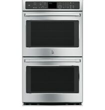 CT9550SHSS GE CAFE 30  DOUBLE OVEN STAINESS IN BOX