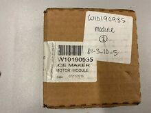BOX OF MISC REFRIGERATOR PARTS WHIRLPOOL GE