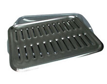 ForeverPRO WB48T10001 Broil Pan Set for GE Wall Oven WB48T10002 WB48X5093 WB4