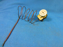 Frigidaire Vintage Imperial Range Oven Parts Oven Thermostst 7533540 RB 15 48
