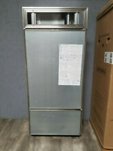 Sub Zero 36  Refrigerator with Freezer Drawer and Ice Maker Right Hand