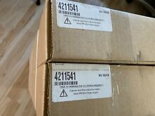 4211541 SUB ZERO evaperator coil   Set of 2  OEM New in box