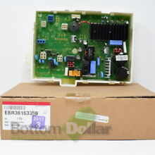 LG EBR38163350 Genuine Washer Electronic Main PCB Assembly Control Board
