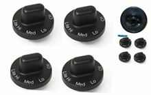 Siwdoy  Pack of 4  71001641 Knob Compatible with Jenn Air Maytag Gas Range
