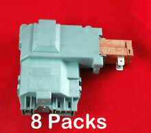 131763202  Washer Door Lock Switch Assembly for Frigidaire  Electrolux 8 Packs