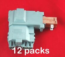 131763202  Washer Door Lock Switch Assembly for Frigidaire  Electrolux 12 Packs