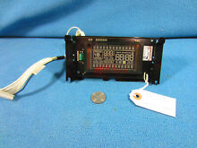 Whirlpool  Oven Range Control Board  W10759327 B PARTS ONLY