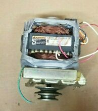Maytag Washer Motor 6 2016660 16   12002353 with Spring Mount