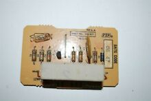 Whirlpool Kenmore Dryer Dryness Control Board 3487021