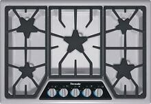 Thermador Masterpiece Series SGSX305FS 30  Stainless Steel Gas Cooktop
