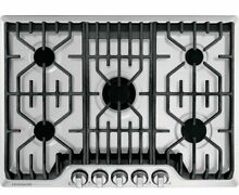 Frigidaire Professional 30  Stainless Steel Gas Cooktop   Model   FPGC3077RS