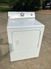 Maytag Centennial Propane Dryer MGDC200XW2 With Drying Rack   Local Pickup Only