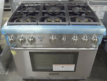 Thermador Pro Harmony PRD366GHU 36  Pro Style Dual Fuel Convection Range