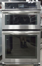 Jenn Air JMW2427DS 27  Stainless Steel Combination Microwave Electric Wall Oven