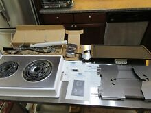 Jenn Air Electric Nonstick Griddle   Rotisserie Kebab   Coil Cartridge   Manuals