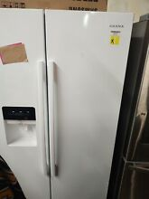 Whirlpool asi2575grw refrigerator   NEW or STORE RETURN   NOT WORKING   AS IS