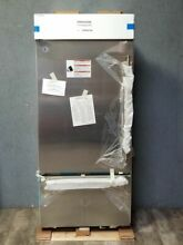 KitchenAid 36  Built In Bottom Freezer Refrigerator in Stainless Steel