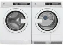 Electrolux EFLS210TIW EFDE210TIW Side by Side Washer   Dryer Set