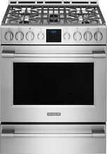 Frigidaire Professional Series FPGH3077RF 30 Inch Front Control Gas Range