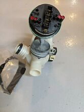 Maytag Neptune Washer Water Drain Pump Assy  Switch 25001052 22003244 WP25001052