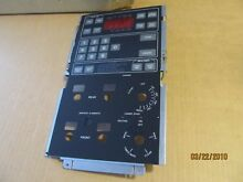 3148271 Whirlpool Oven   Range Main Control for parts or repair