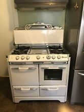 1952 O Keefe   Merritt Vintage Stove Oven With Griddle