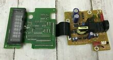 GE Oven Microwave Combo Control Board WB27T11249